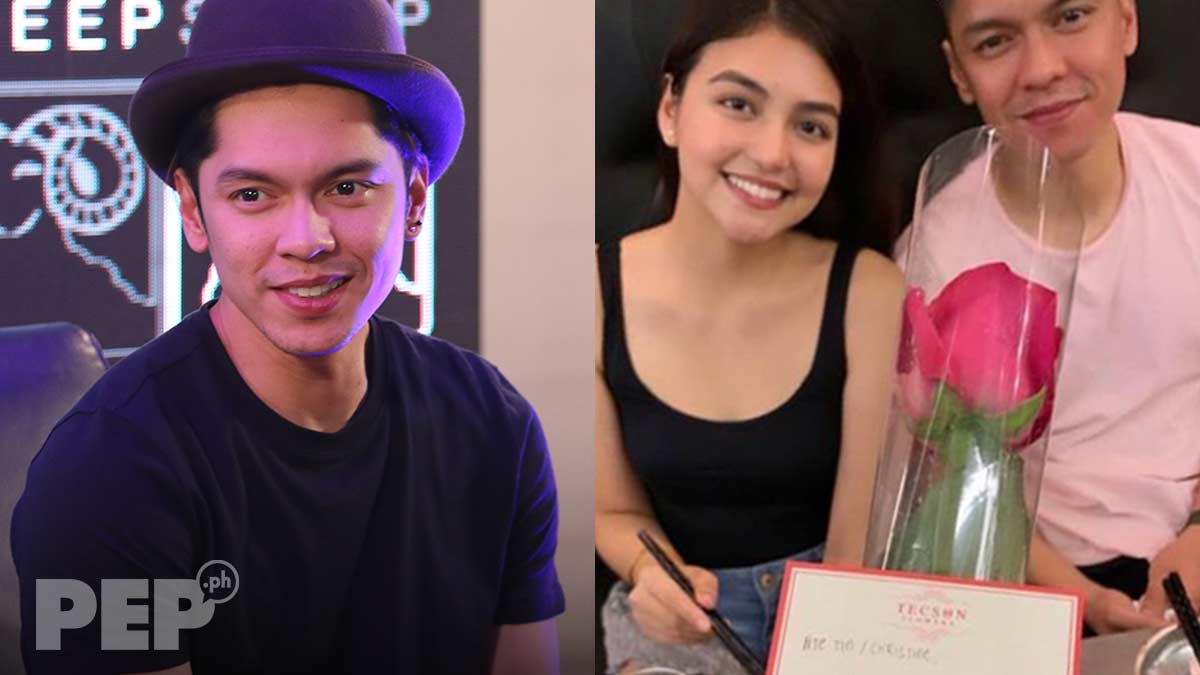 Carlo Aquino spotted anew with rumored non-showbiz girlfriend
