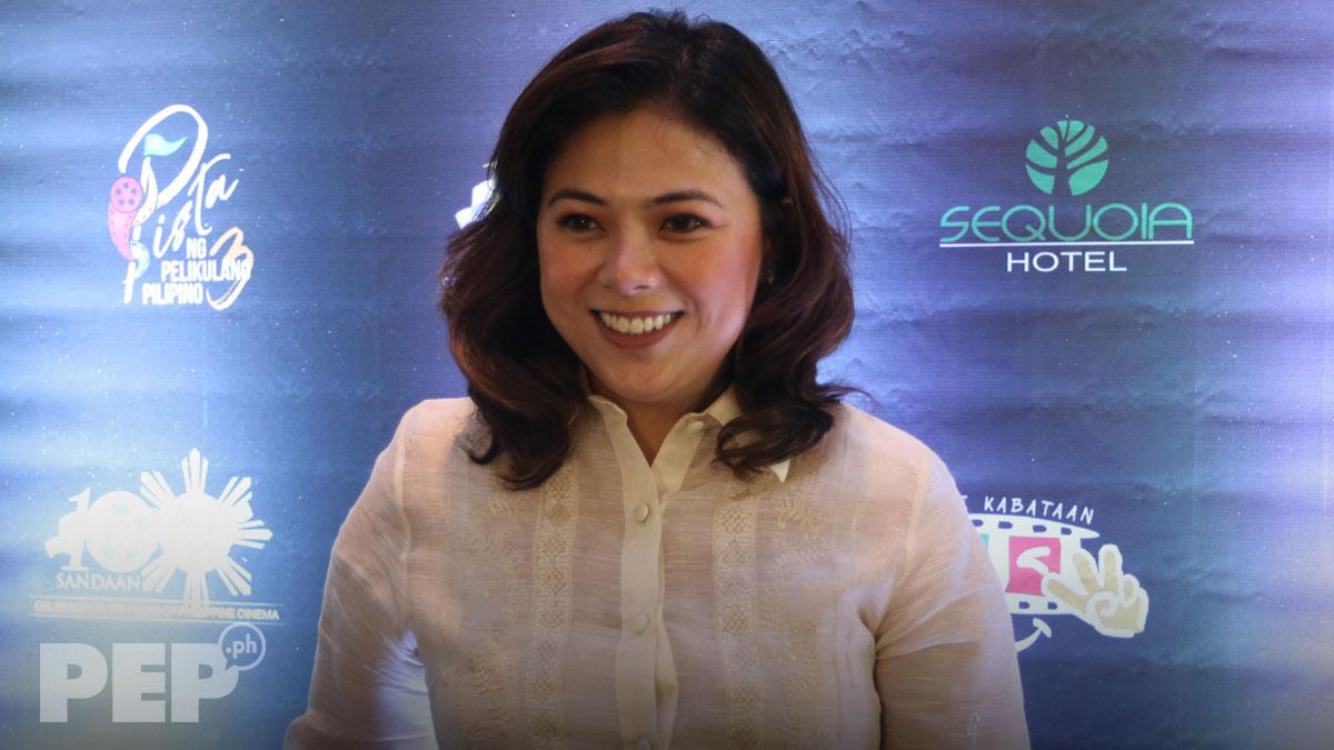 FDCP Chair Liza Diño, nagulat sa pagsasampa ng kaso ng theater owners