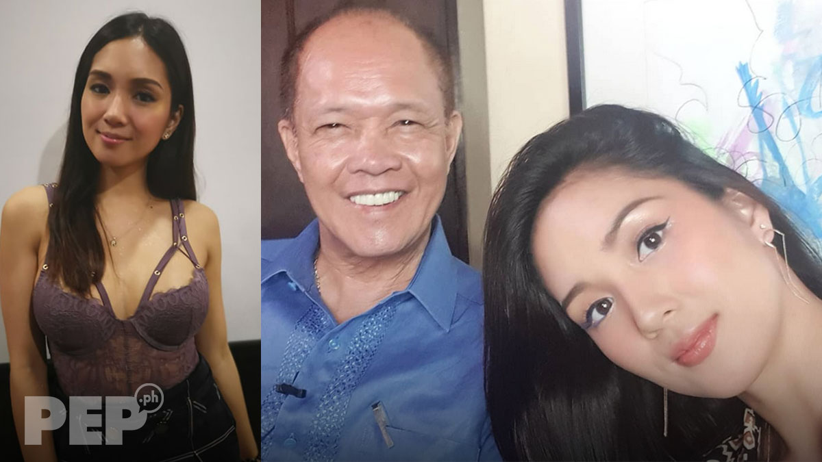 Roxanne Barcelo opens up about death of her father