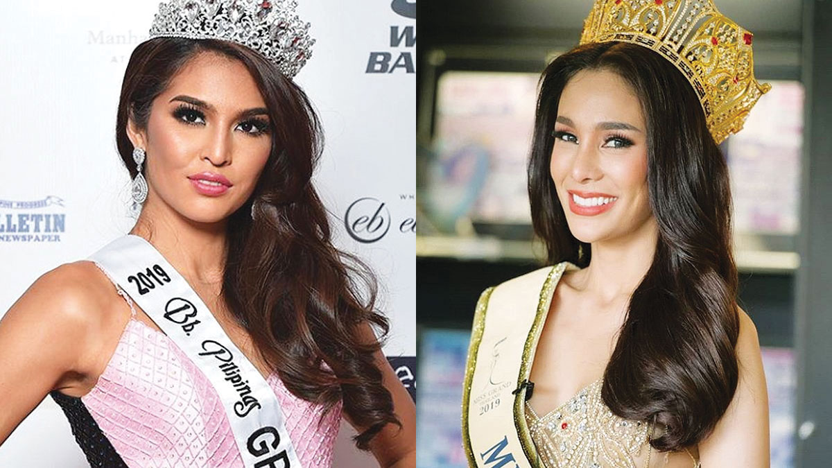 Bb. Pilipinas Grand International 2019 takes a swipe at Miss Grand Thailand 2019