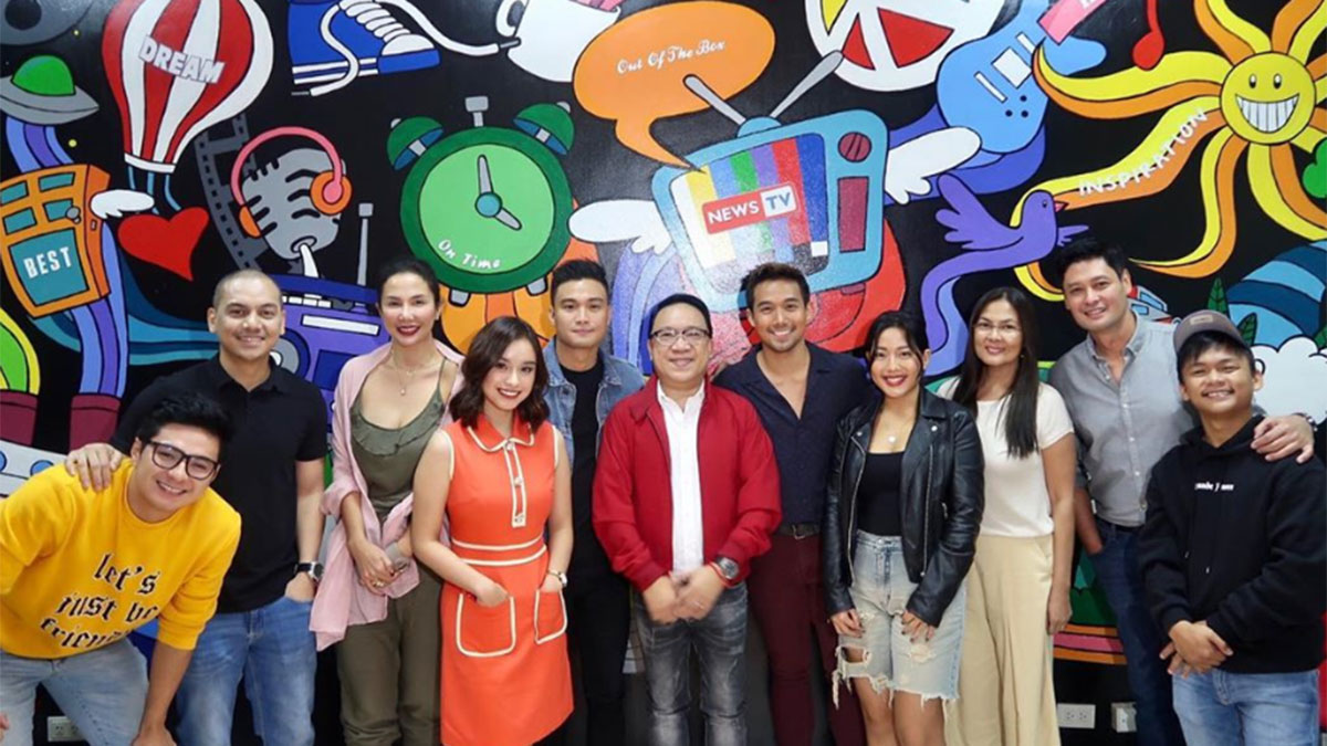 Amy Austria Roderick Paulate Return To Gma 7 After Abs Cbn