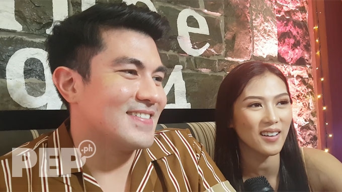 "Luis Manzano relishes level-up ""bangayan"" with Alex Gonzaga"