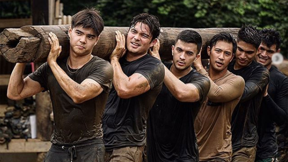 Male cast ng Descendants of the Sun, dumaan sa matinding military training