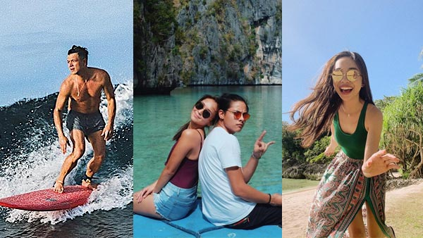 Celebrity-approved island destinations in the Philippines