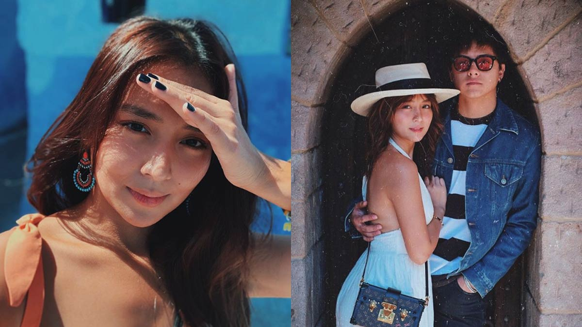 Kathryn Bernardo says being in love is a choice and entails hard work