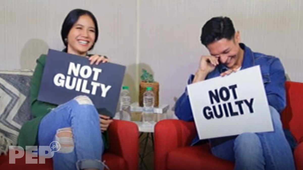 Ritz Azul, amused by revelations of Joseph Marco: persons he dated; co-star he had a fling with