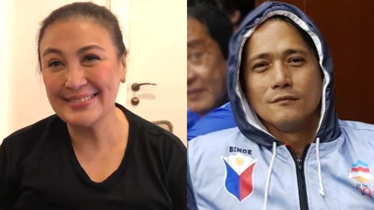 Sharon Cuneta assures Robin Padilla they are back on good terms