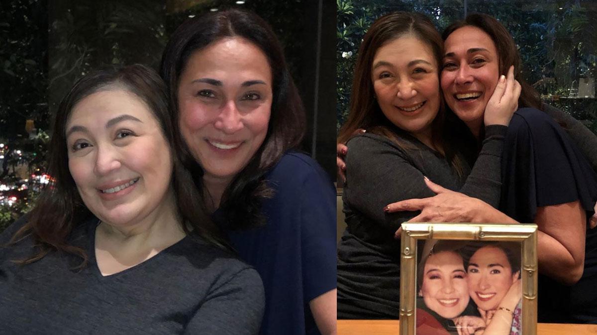 Sharon Cuneta nagpadala ng lechon at pagkain kay Cherie Gil at mga taga-StarStruck