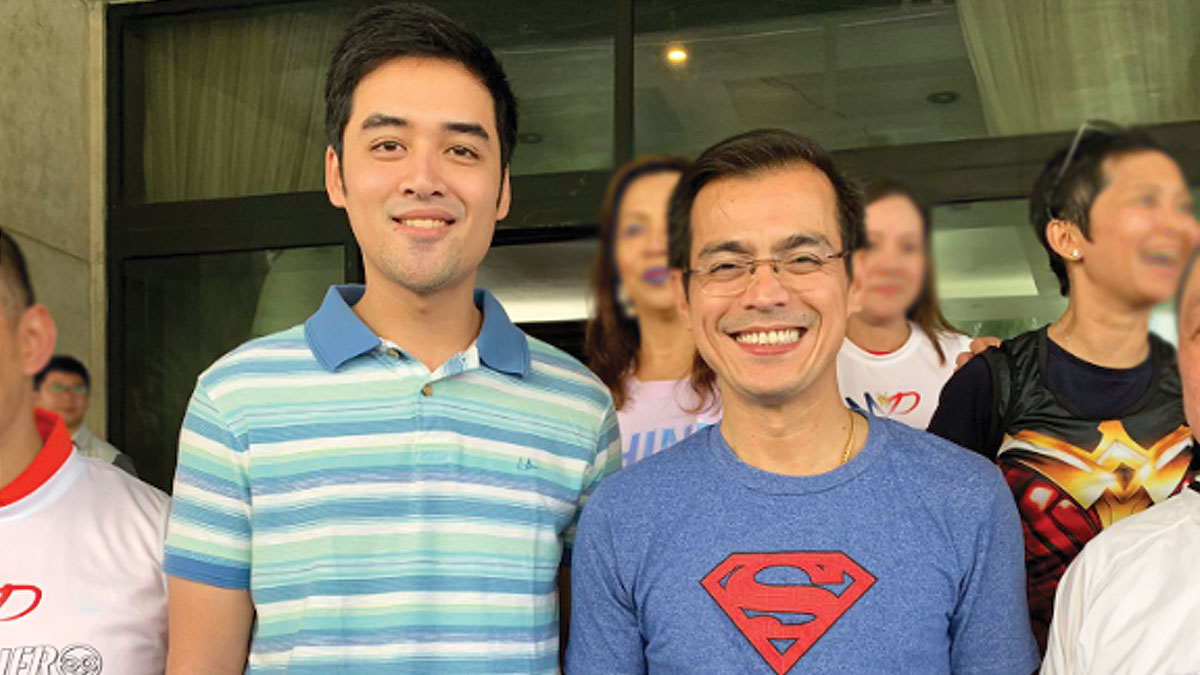 Mayors Vico Sotto and Isko Moreno finally meet; photo goes viral