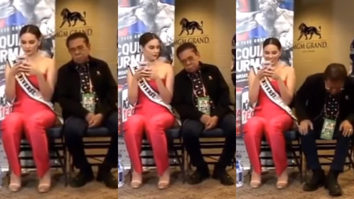 """Galawang Chavit"" video goes viral"