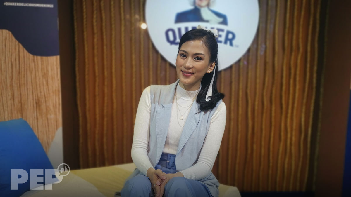 "Alex Gonzaga says her movie with Xian Lim uses ""naughty humor"""