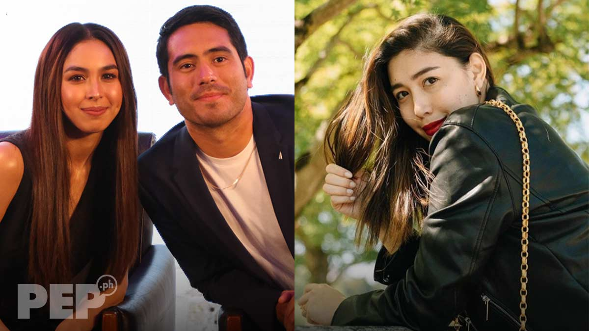 Dani Barretto defends Julia Barretto from cheating allegations