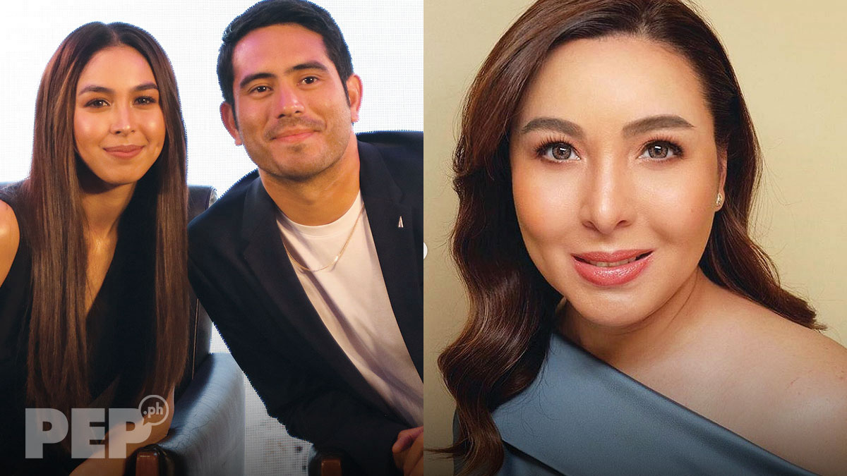 Marjorie Barretto defends Julia Barretto-Gerald Anderson sighting