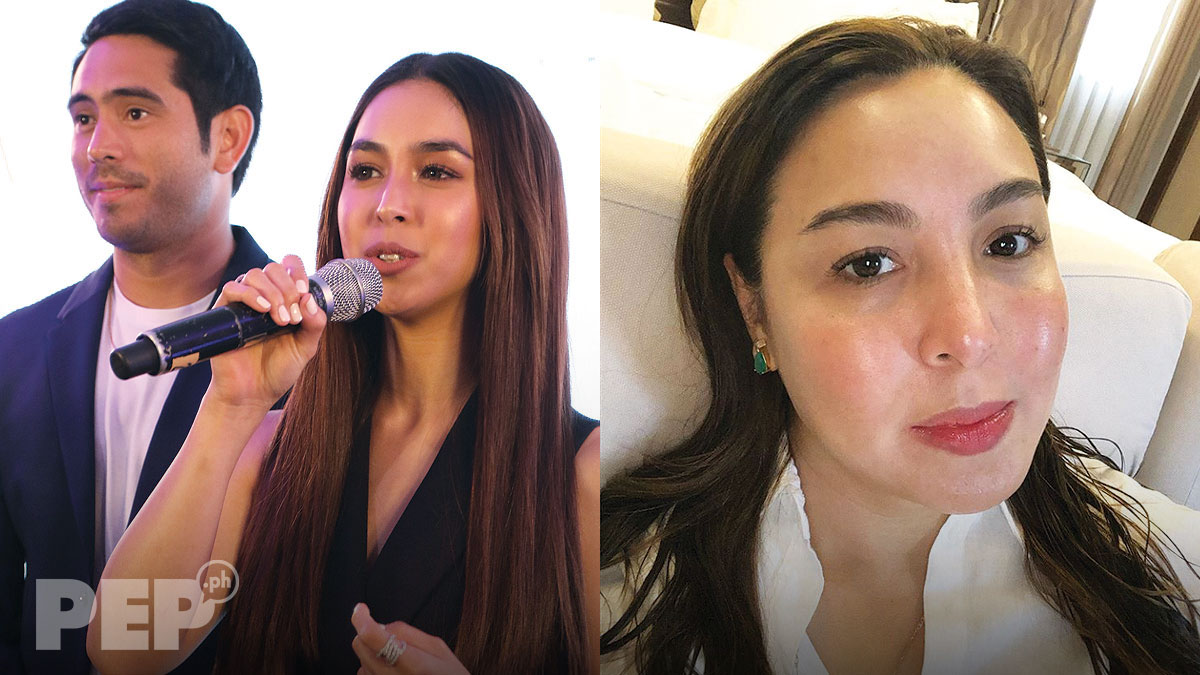Marjorie Barretto to take legal action vs netizen who uploaded Julia-Gerald photo