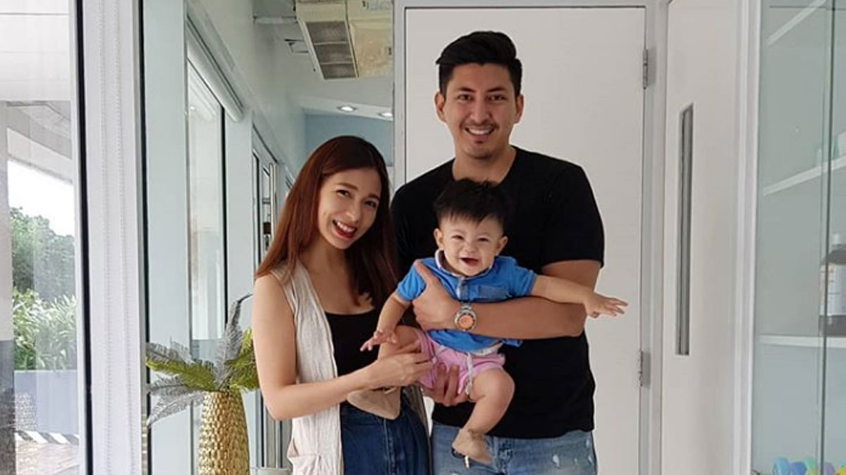 Regine Angeles grateful to have a supportive husband