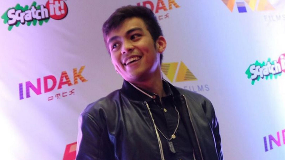 Vitto Marquez recalls time when he was not on speaking terms with dad Joey Marquez