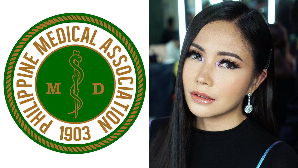 Philippine Medical Association stands by member amid Yeng Constantino doctor shaming