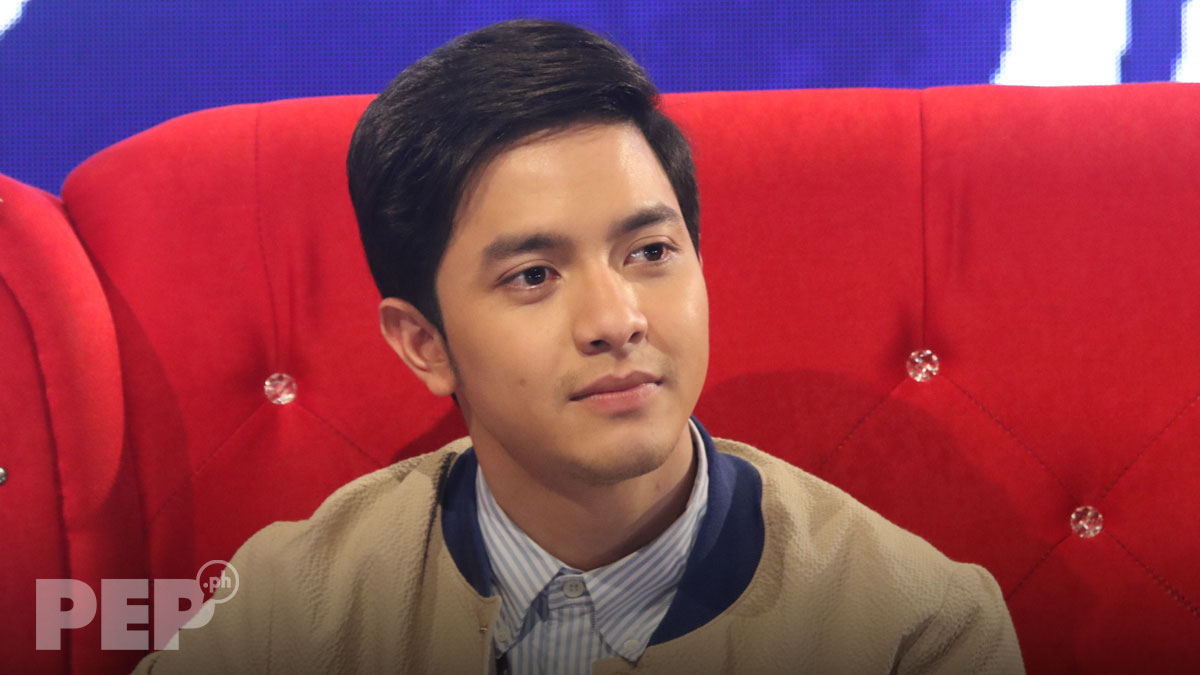 Alden Richards confident after Star Cinema bosses previewed his movie with Kathryn Bernardo