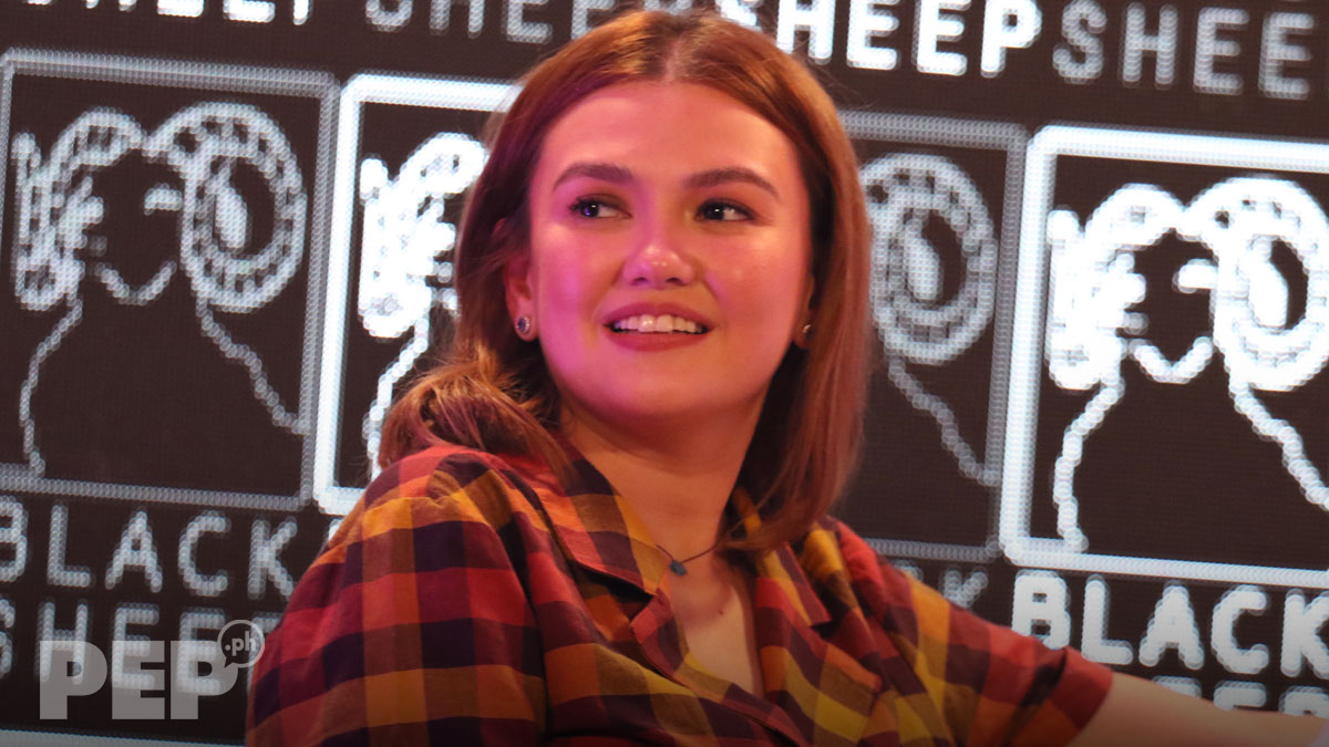 Angelica Panganiban dismisses rumors linking her to a foreigner, Cholo Barretto
