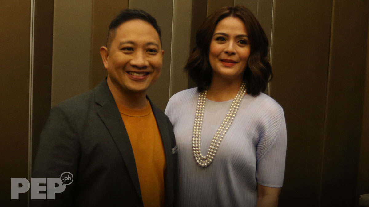 Michael V, Dawn Zulueta satisfied with the outcome of Family History