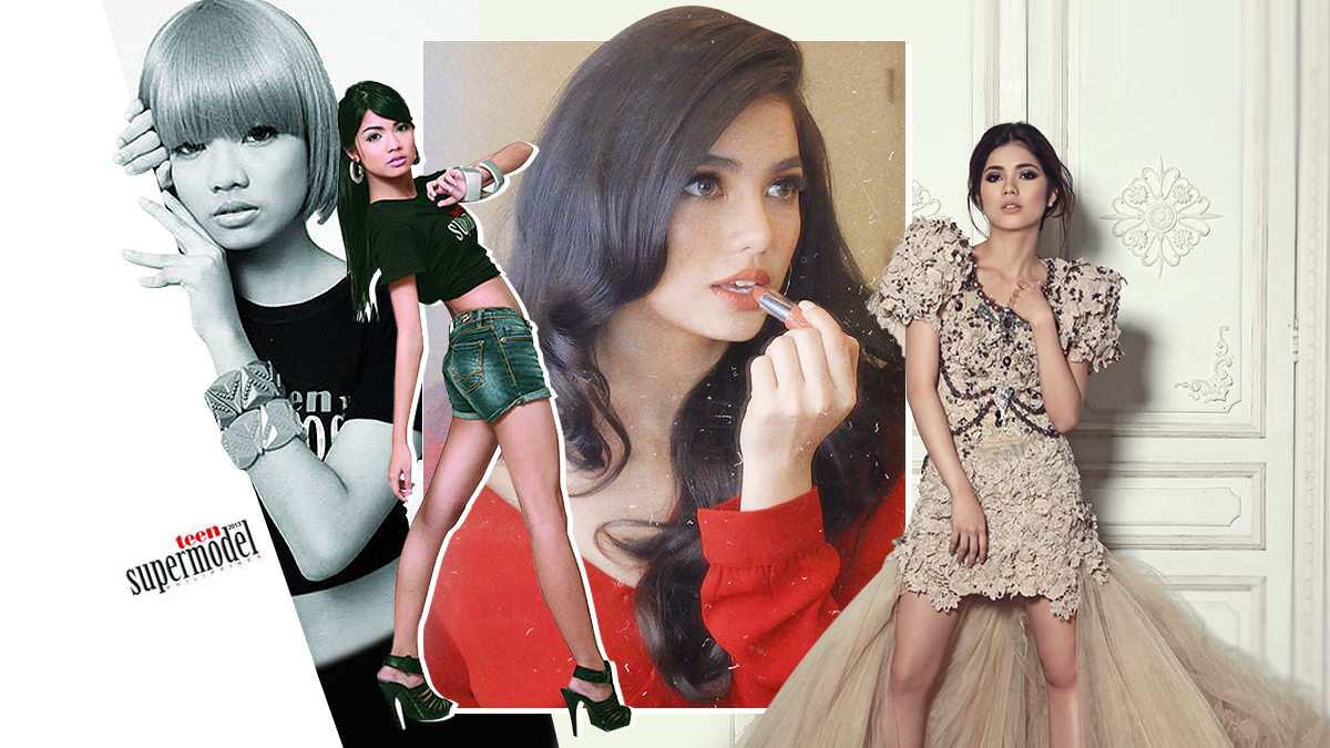 The beautiful transformation of Jane de Leon from 2013 to 2019