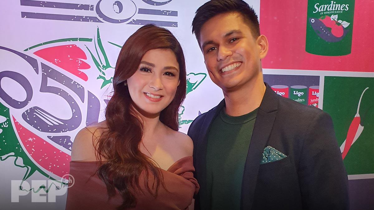 How Tom Rodriguez and Carla Abellana react to