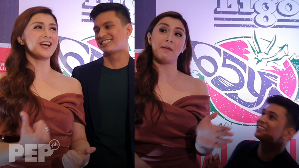Tom Rodriguez Carla Abellana on PEP ph