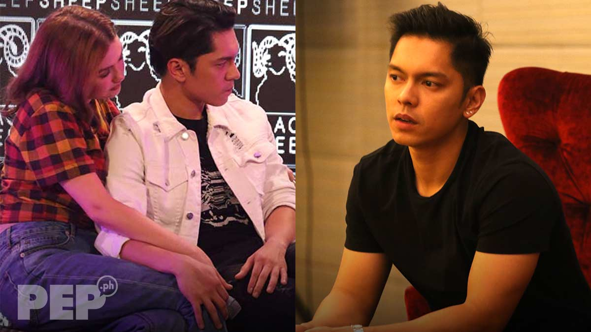 Carlo Aquino admits fault in falling-out with Angelica Panganiban