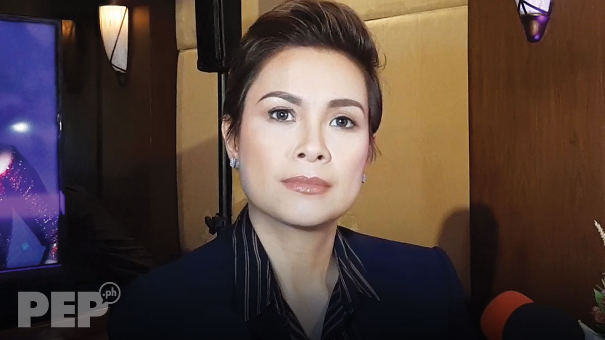 Lea Salonga not offended by wrong introduction in a UK newscast