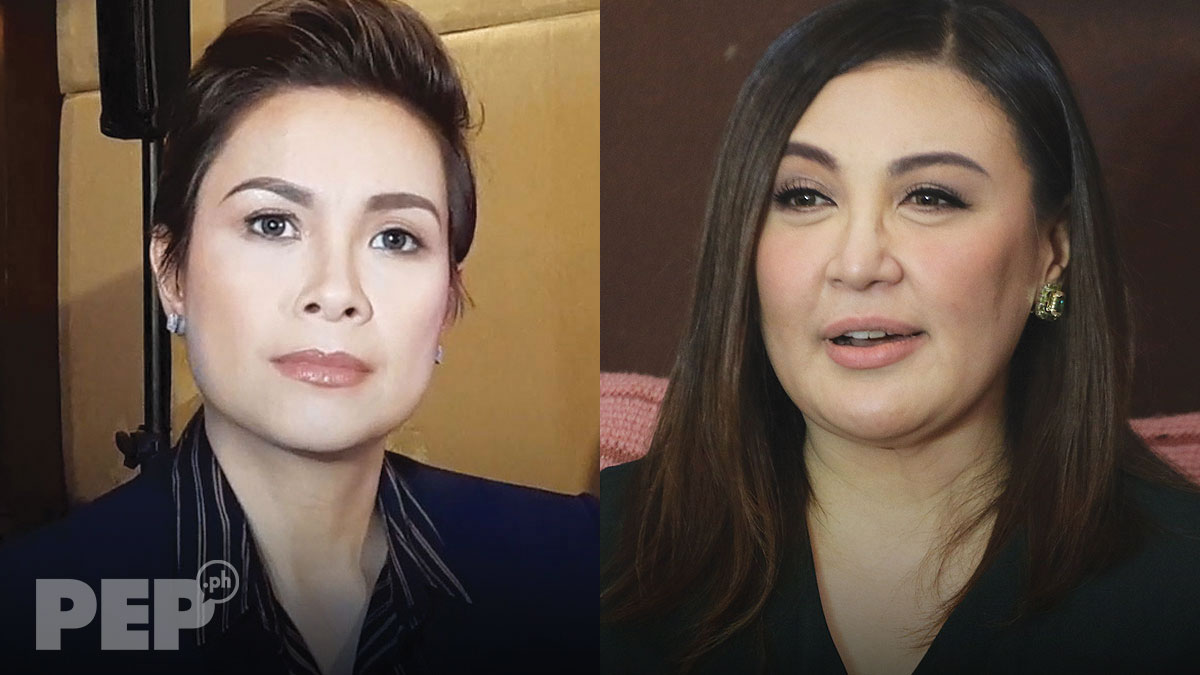 Lea Salonga reacts to Sharon Cuneta not returning as a coach in The Voice Kids Season 4