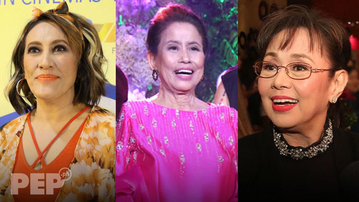 Sino ang mas bagay gumanap bilang Mother Lily: Vilma Santos o Ai-Ai delas Alas?