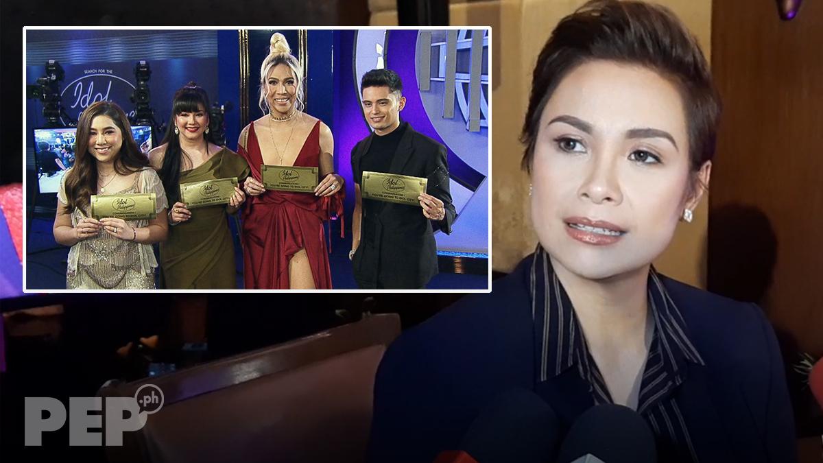Lea Salonga, nagsalita tungkol sa mga naging judge ng Idol Philippines
