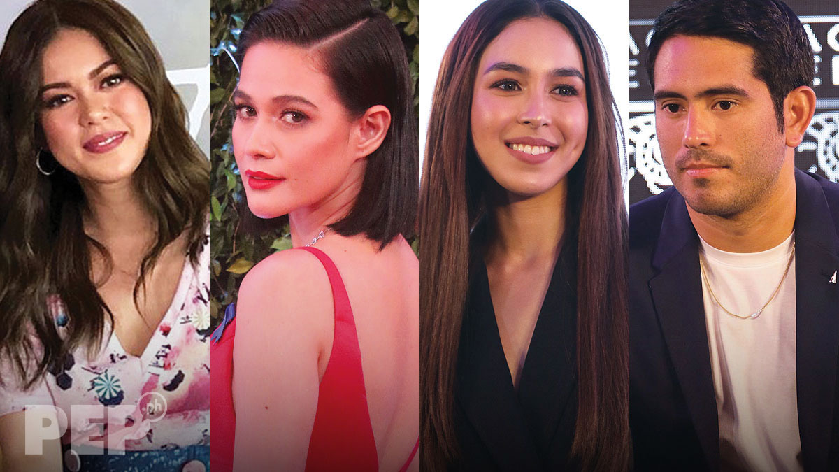 Shaina Magdayao chooses not to comment on Bea-Gerald-Julia issue