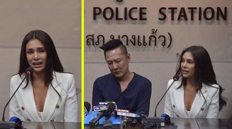 Thai beauty queen Coco Suparurk files cyberbullying