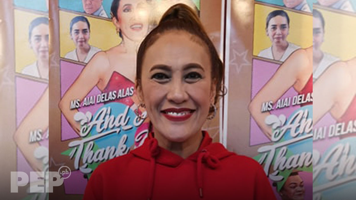 Ai-Ai delas Alas says she has nothing to prove; chillax with latest film