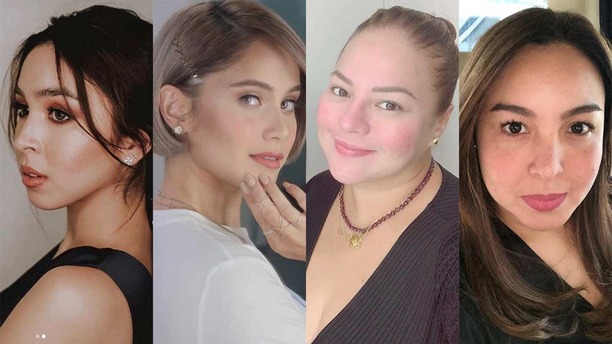 Julia Barretto replies to positive messages from Jessy Mendiola, Karla Estrada, family