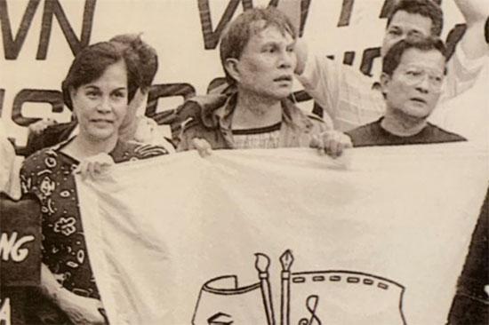 Armida Siguion Reyna, Lino Brocka