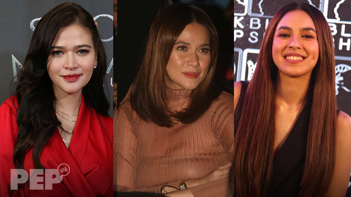 Bela Padilla explains dinner with Bea Alonzo, unfollowing Julia Barretto