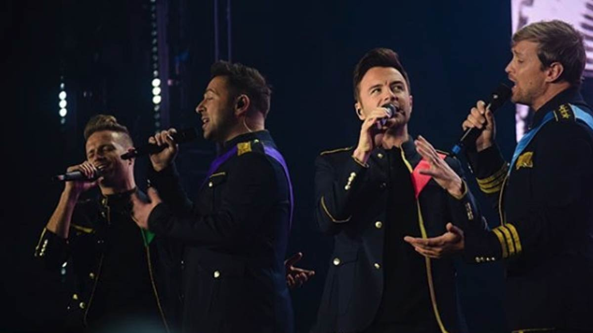 Westlife celebrates 20 years with two-day concert in Manila