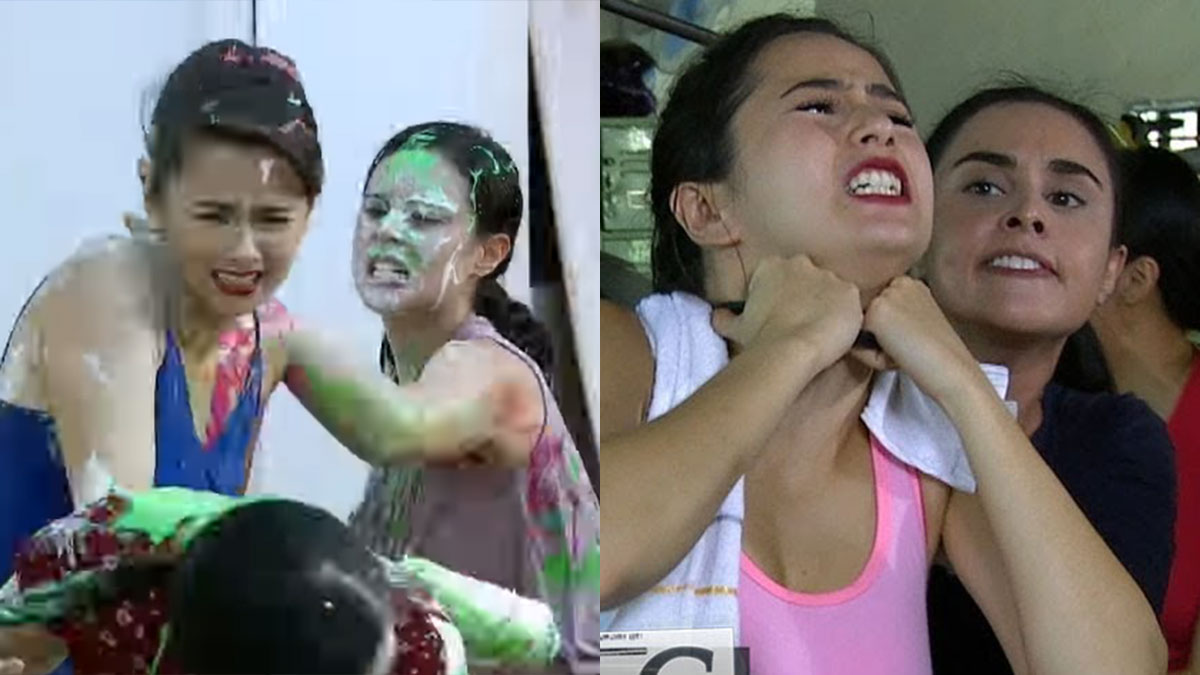15 most outrageous catfight scenes from GMA-7 teleserye Bihag