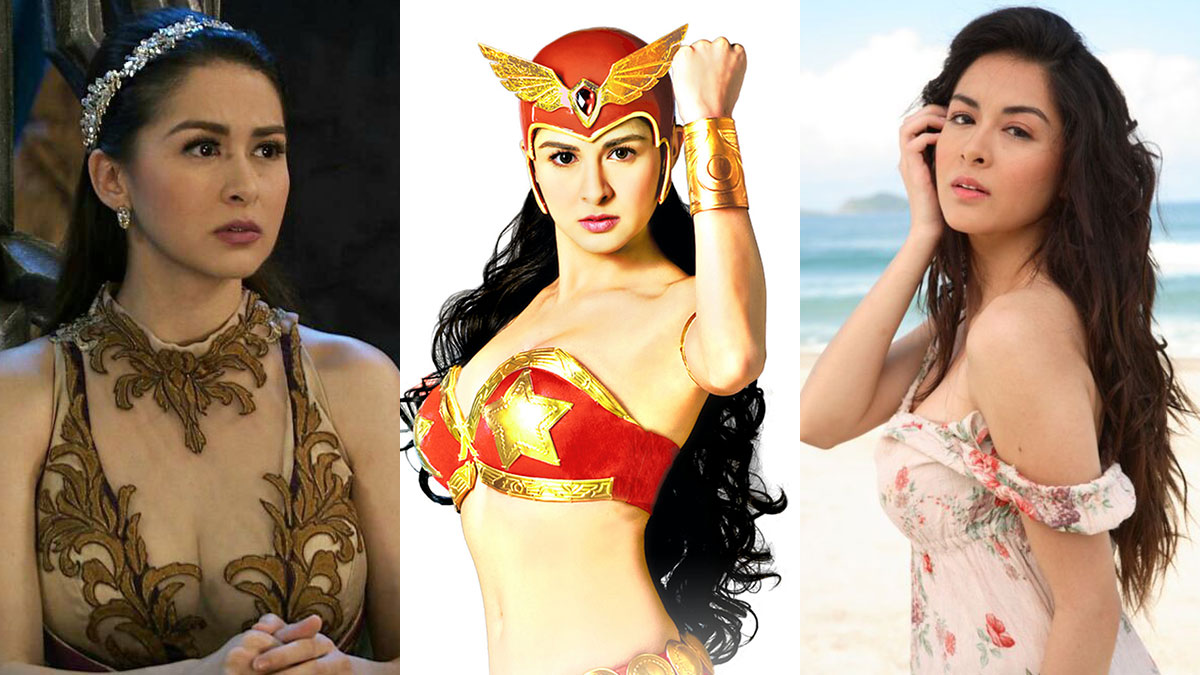 LOOKING BACK: The Evolution of Marian Rivera TV shows