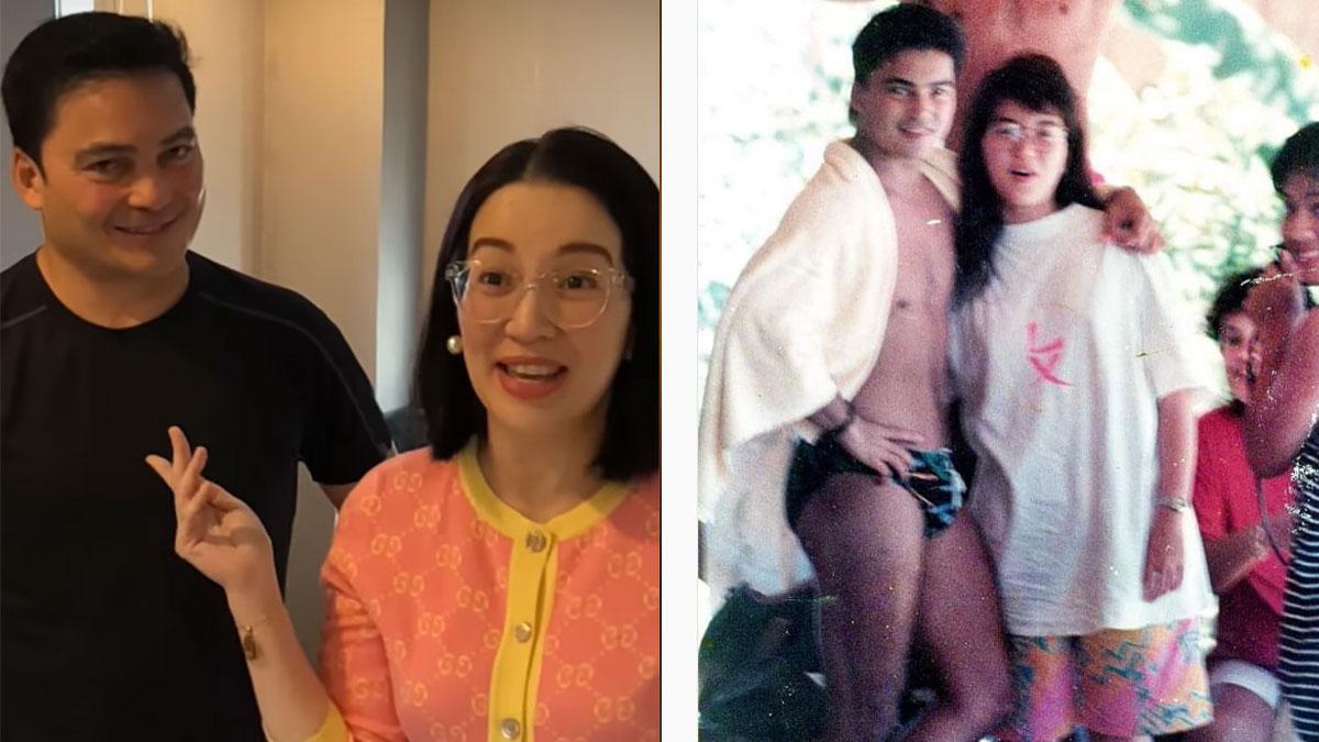 "Kris Aquino to Gabby Concepcion: ""Nagandahan ka sa akin at some point in your life."""