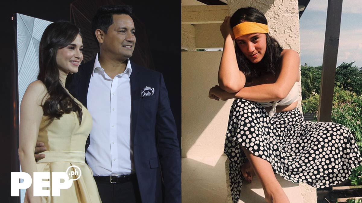 Richard Gomez, Lucy Torres are glad daughter Juliana chose to study in UP