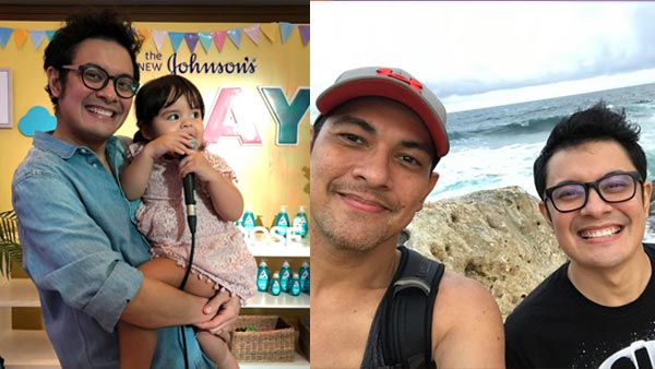 Paolo Valenciano: Why two-hour playtime with daughter Leia means so much to him