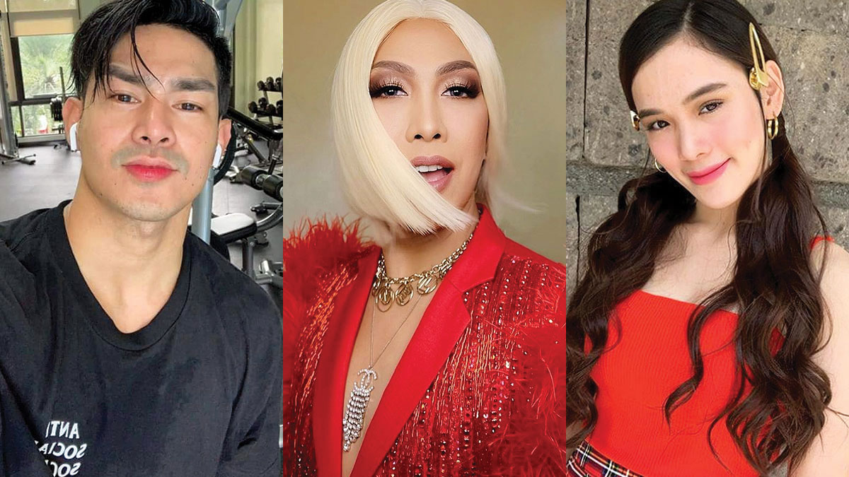 Vice Ganda accused of giving more exposure to Ion Perez over Jackie Gonzaga