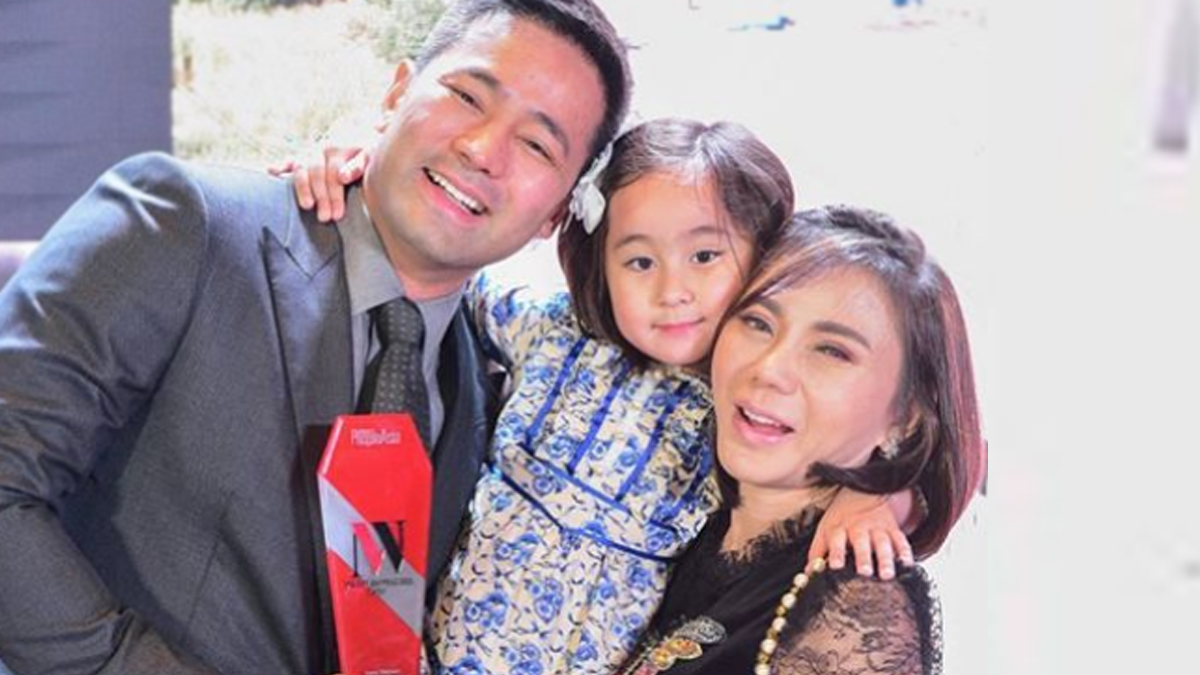 Vicki Belo hopes daughter Scarlet Snow will follow in her footsteps