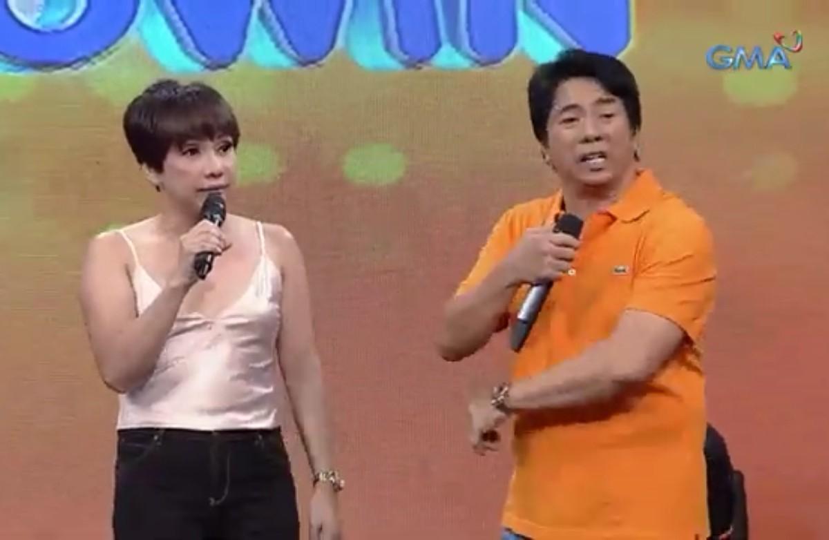 """Donita Nose jokes about leaving Wowowin in the past: """"Hindi ako umalis. Pinaalis talaga ako!"""""""