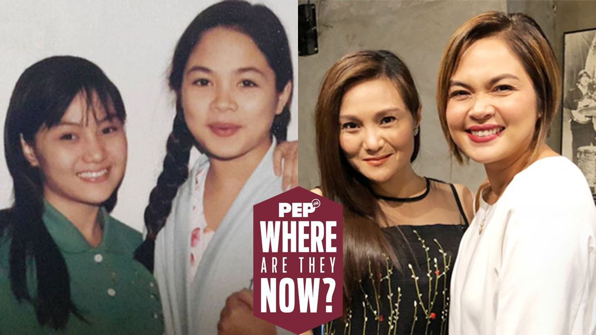WHERE ARE THEY NOW: Mara Clara 1992 cast