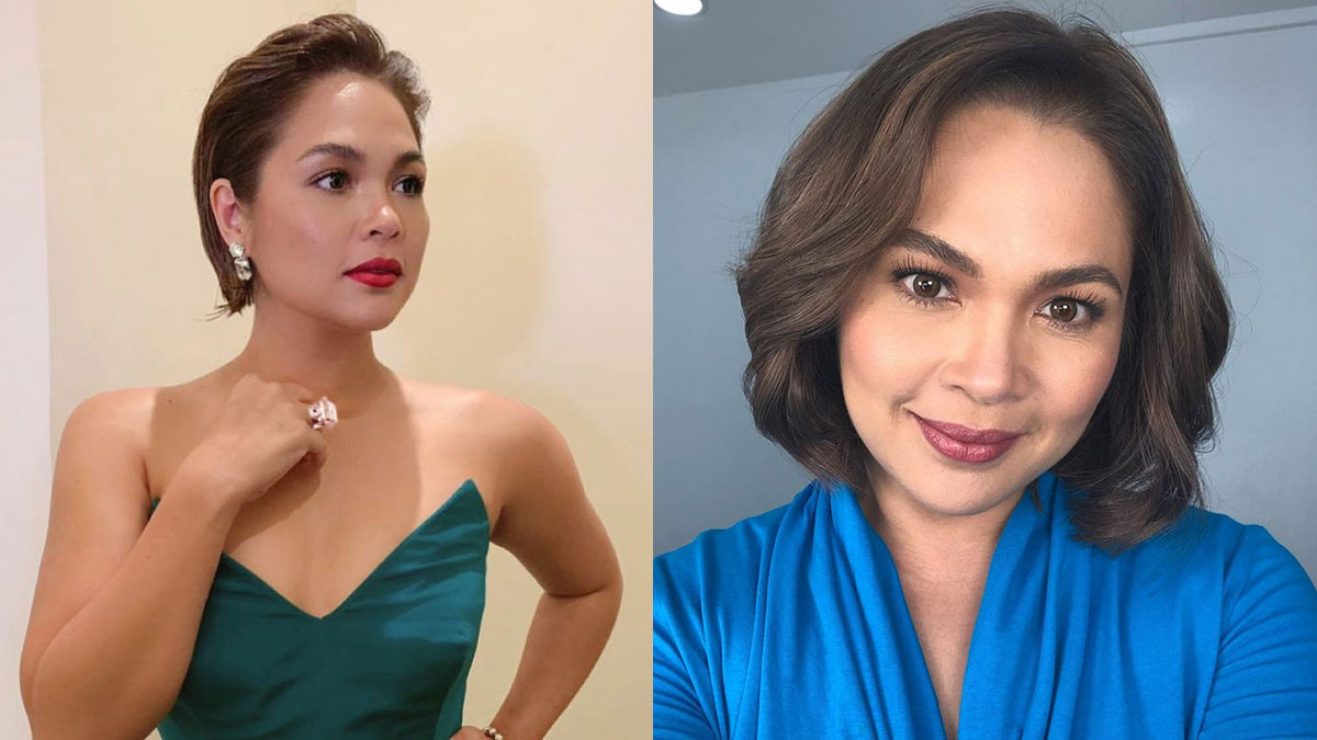 Judy Ann Santos admits past ghosting experiences