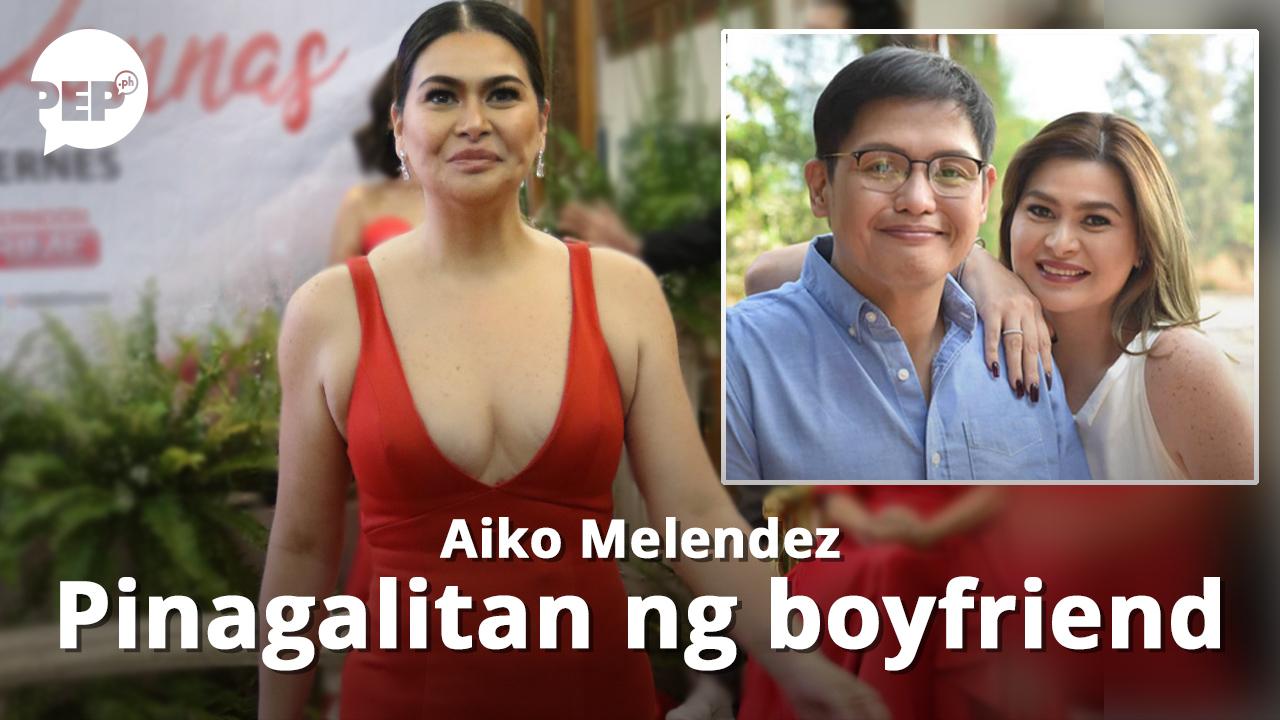 Aiko Melendez, pinagalitan ng boyfriend na si Jay Khonghun